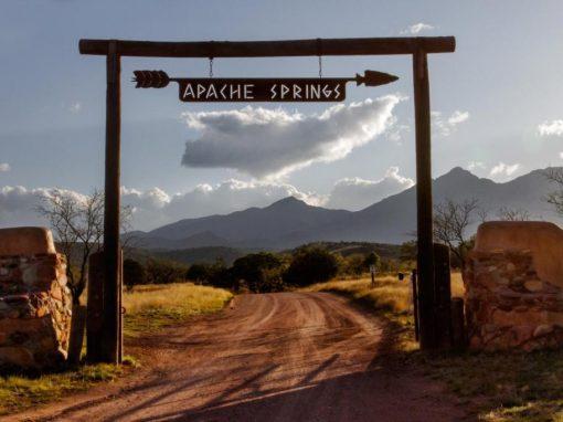 Apache Springs Ranch in Sonoita